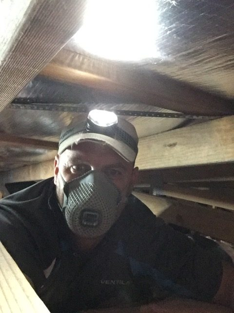 Trapped Heat - Roof Ventilation